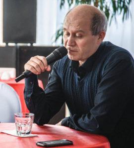 Тонков Владимир Викторович - Ведущий российский эксперт в области бизнестехнологий