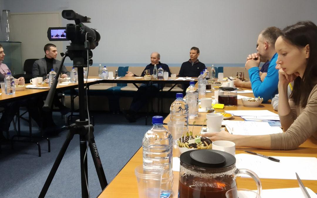 Видеозапись трансляции Круглого стола проекта БИЗНЕСЭКОЛОГИЯ 15 марта 2019 г.