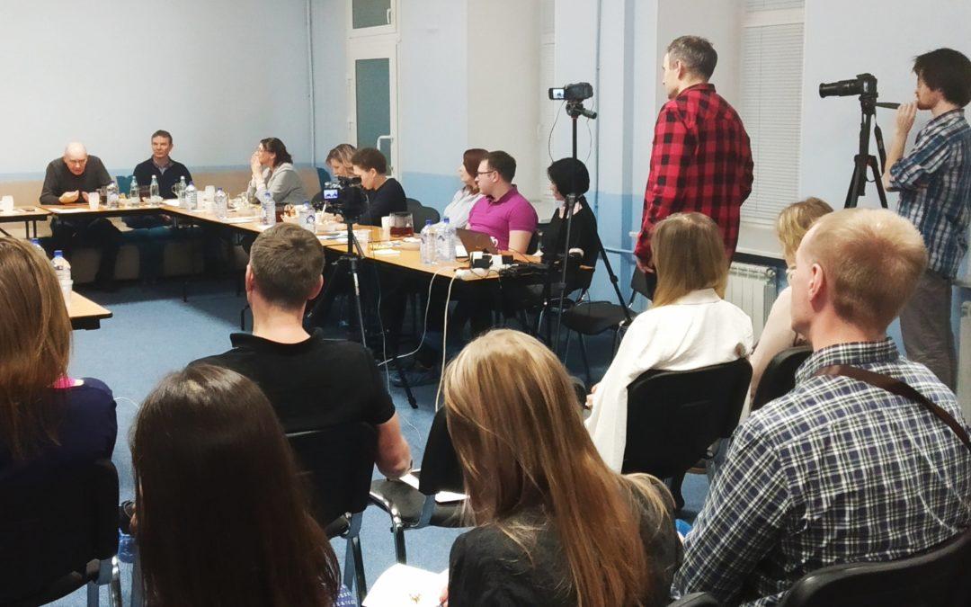 Видеозапись трансляции Круглого стола проекта БИЗНЕСЭКОЛОГИЯ 12апреля2019г.
