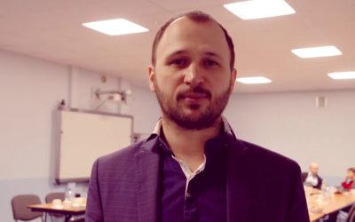 Сергей Гурник, эксперт по продажам, переговорам. Отзыв о Круглом столе проекта БИЗНЕСЭКОЛОГИЯ
