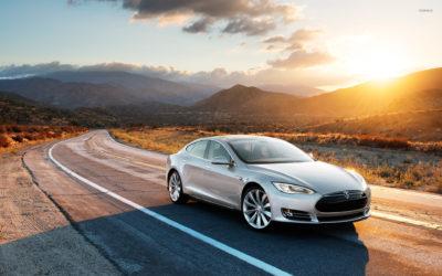 Автопробег Санкт-Петербург — Ульяновск на электромобиле Tesla 19-20 мая 2019 г.