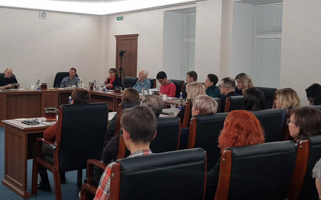 Пост-релиз Клуба/школы 31 января 2020 г.
