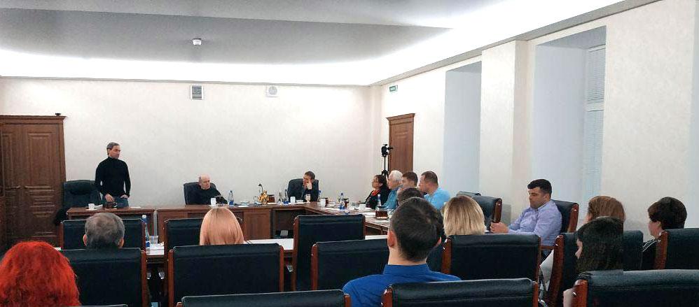 Круглый стол Клуба/Школы «Деньги по-взрослому» 21февраля2020г.