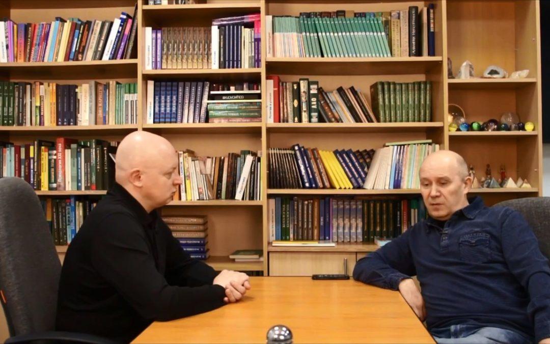 В чем состоит проблема современного обучения. Отрывок интервью проф.Тонкова В.В.