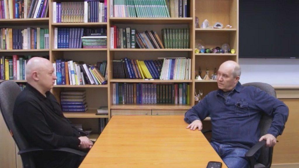 Об уважении и самоуважении. Отрывок интервью проф.Тонкова В.В.