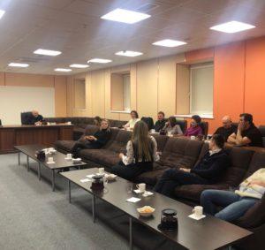 Встреча бизнес-сообщества 12 марта 2021 г.